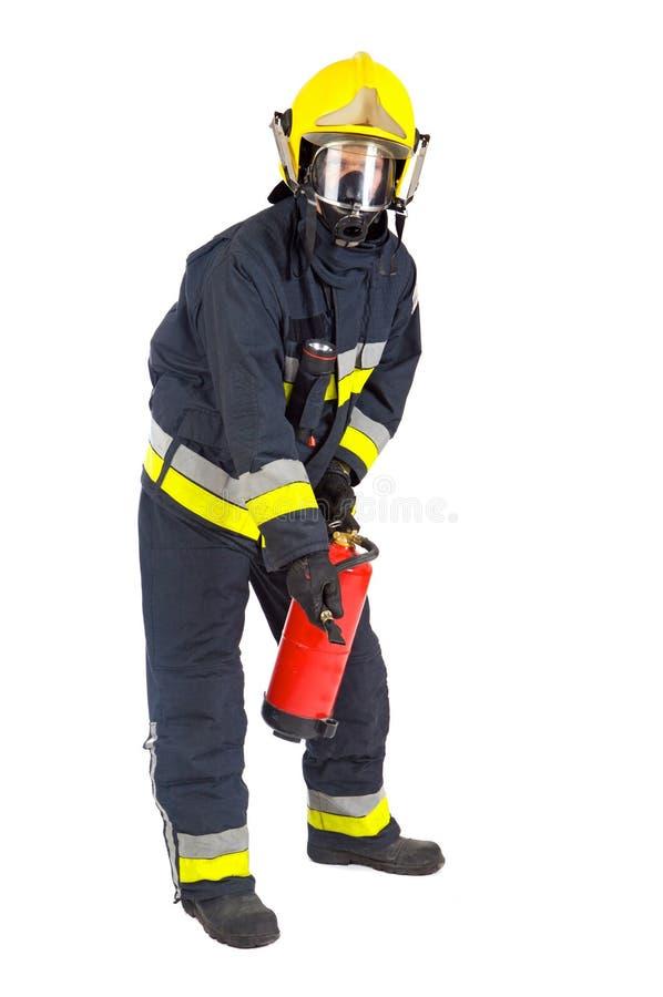 strażak zdjęcia stock