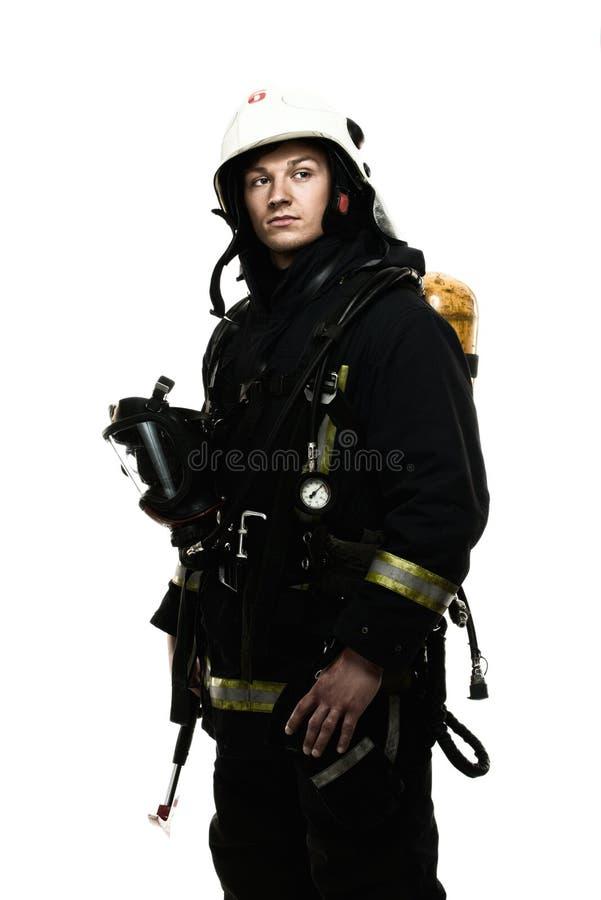 strażak obrazy royalty free