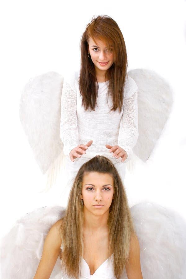 strażnik anioła obrazy stock