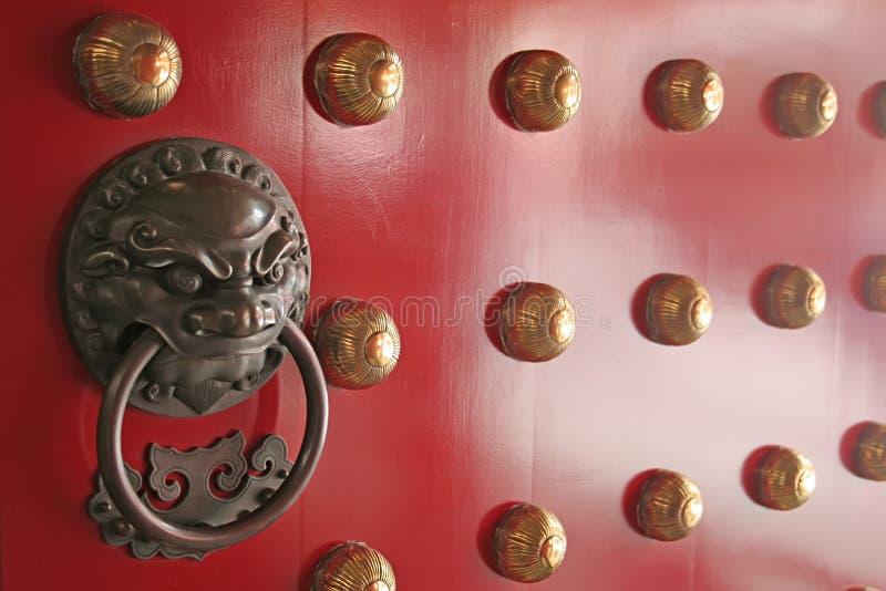 strażnik znalazł chińczycy duchowy tradycyjną zdjęcia stock