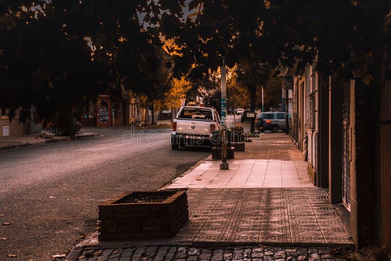 Stra?e O Necochea, Buenos Airesil kann 6 von 2019 lizenzfreie stockbilder