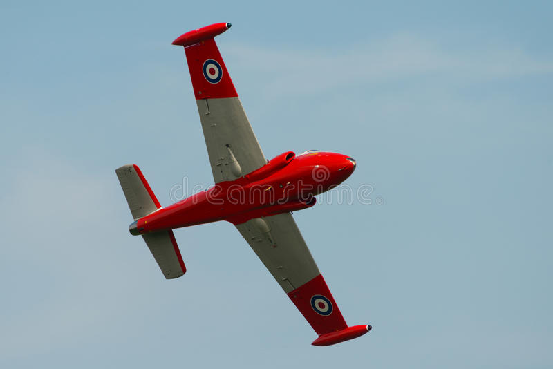 Straal Provost T5 trainer stock foto