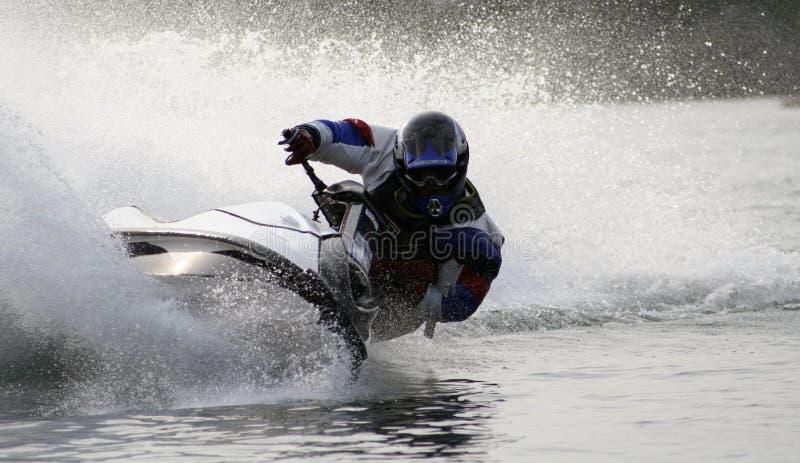 Straal-ski-soderica-2 royalty-vrije stock fotografie