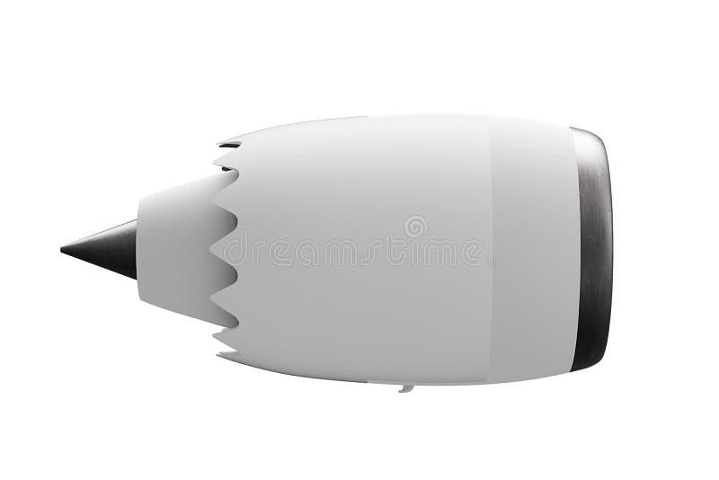 Straalmotor stock afbeelding