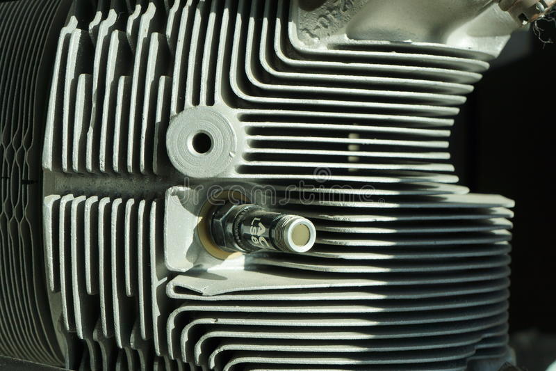Straalmotor ingewikkeld materiaal royalty-vrije stock foto's