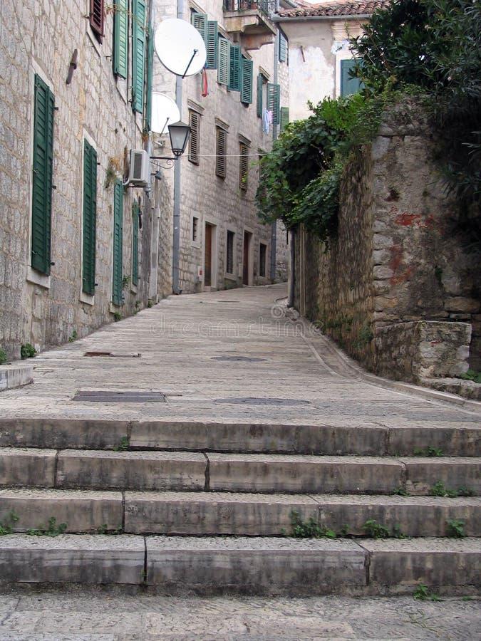 Download Straat stock foto. Afbeelding bestaande uit stairs, reis - 296288