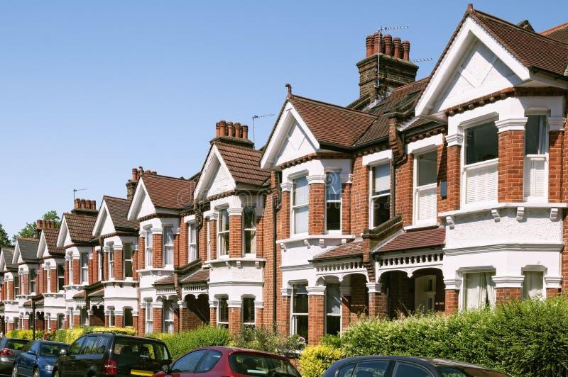 Straat in Londen stock fotografie