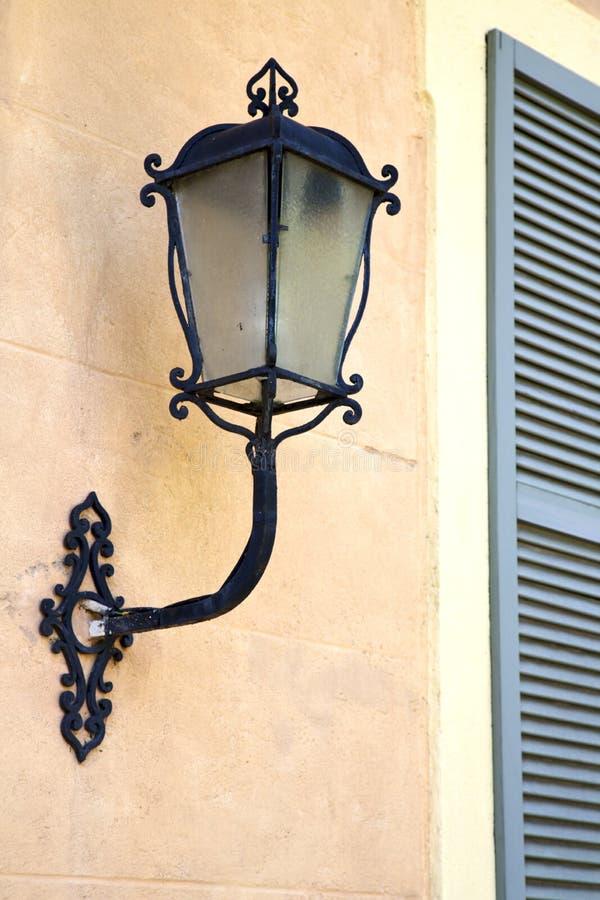Straatlantaarnjerago stock fotografie