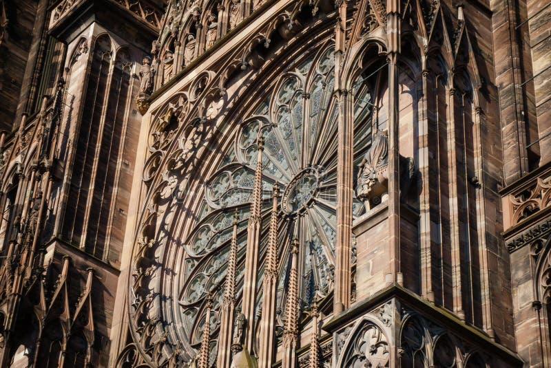 Straatsburg - Frankrijk royalty-vrije stock afbeeldingen