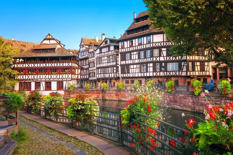 Straatsburg, Frankrijk royalty-vrije stock fotografie
