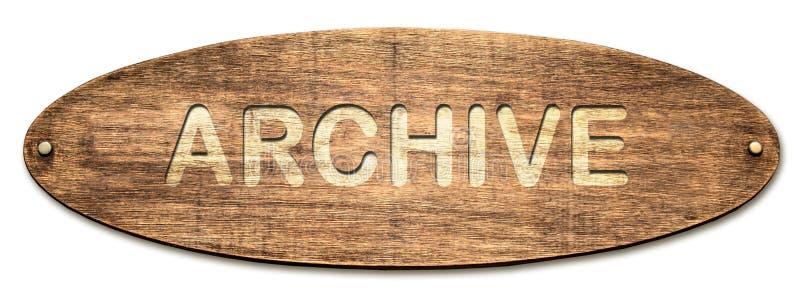 Straatteken aan Archief royalty-vrije stock foto's
