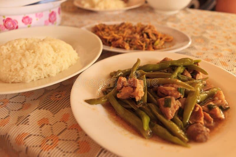 Straatvoedsel in phnom penh royalty-vrije stock fotografie