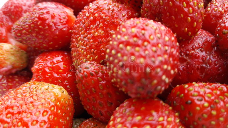 Straberry foto de stock royalty free