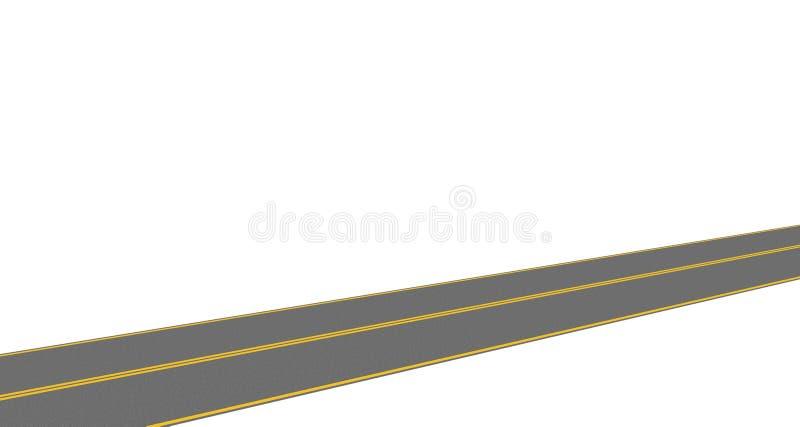 Strada royalty illustrazione gratis