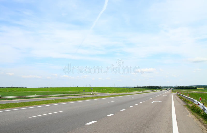 Download Strada stock photo. Image of country, horison, nobody - 14596088