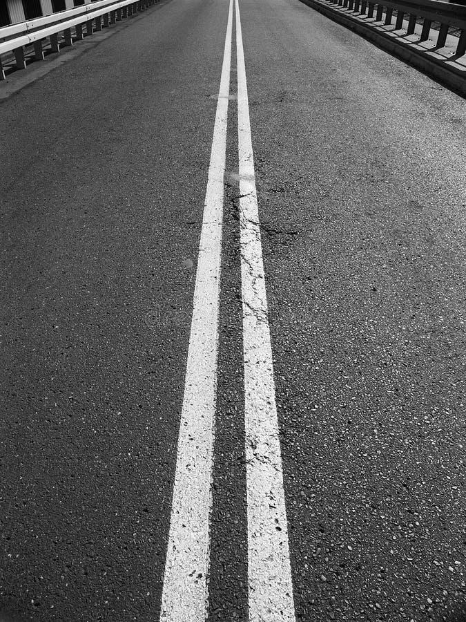 Strada fotografia stock