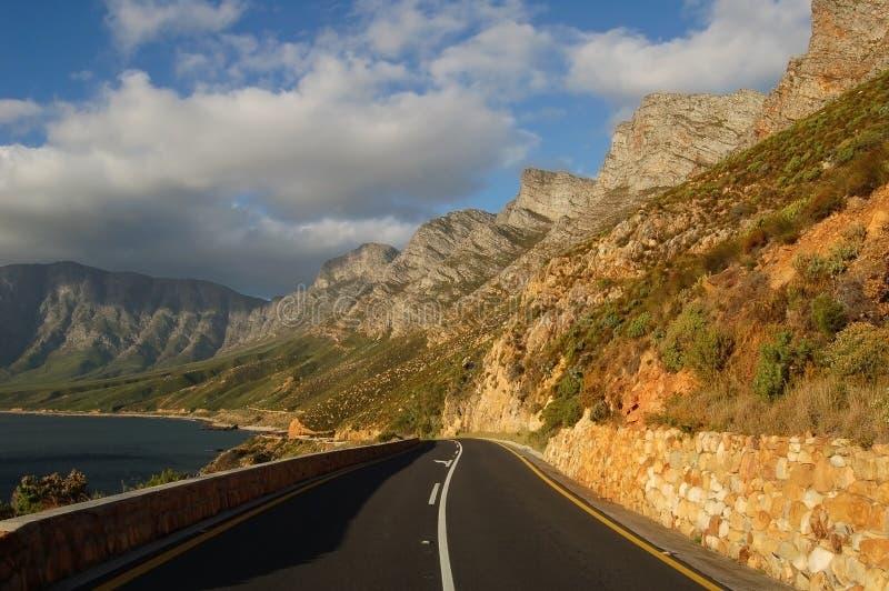 Download Strada Litoranea Della Baia Falsa, Sudafrica Immagine Stock - Immagine di cielo, ecologia: 7311673