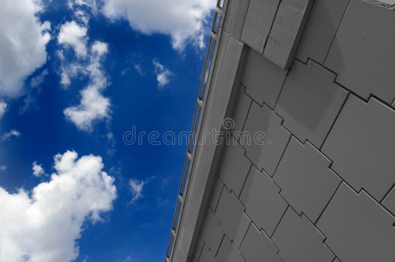 Strada principale del cielo immagine stock libera da diritti