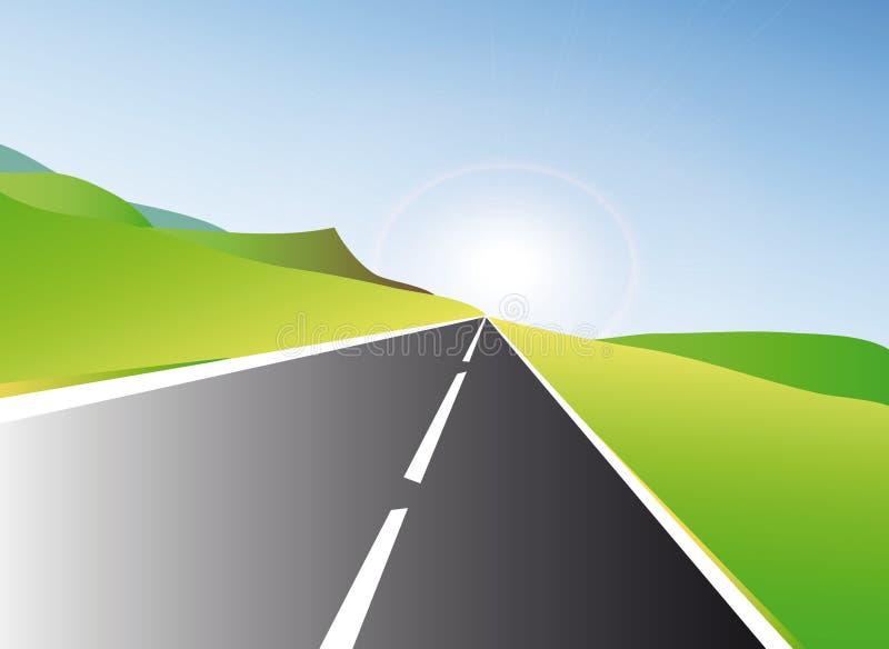Strada principale di vettore