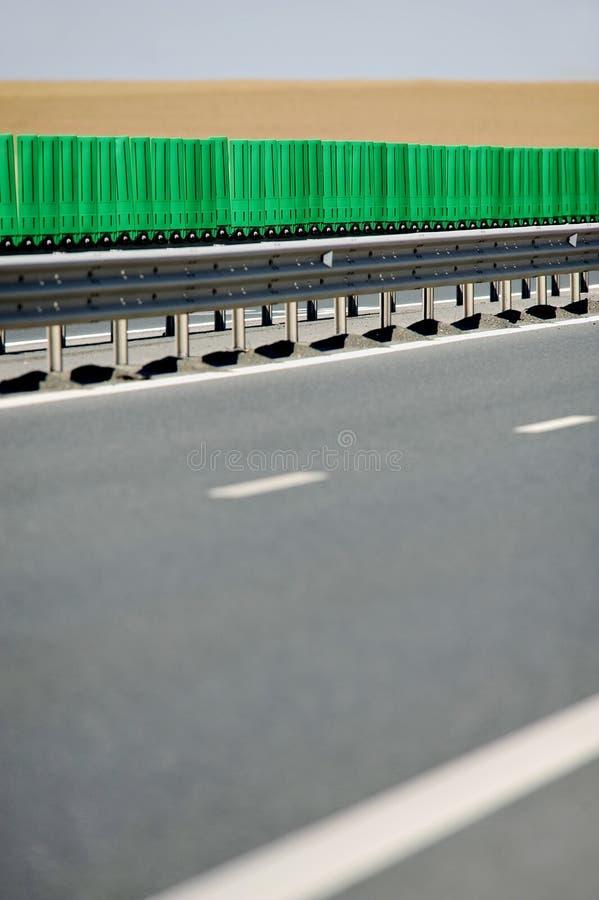 Download Strada principale vuota fotografia stock. Immagine di industriale - 56877516