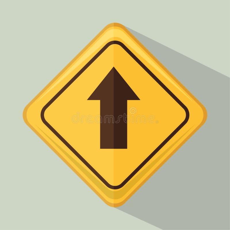strade e progettazione di modi illustrazione vettoriale
