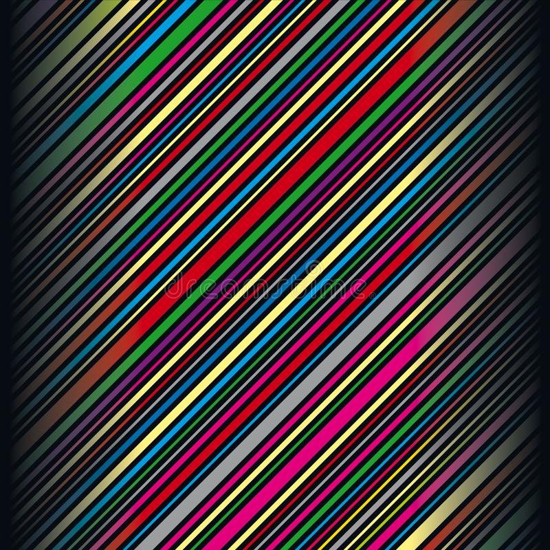 Download Straight color stripes stock vector. Illustration of stripes - 16650427