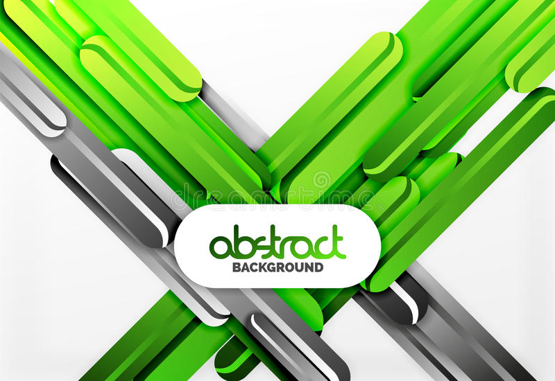Straight lines background. Straight lines vector abstract background royalty free illustration