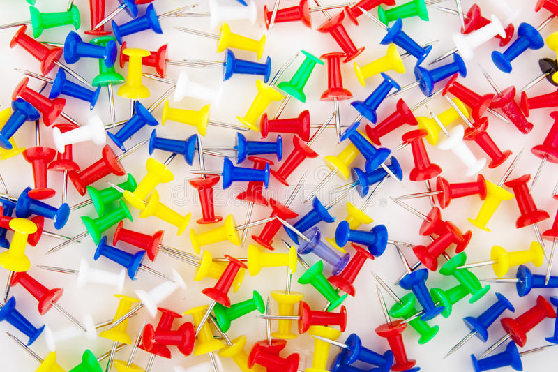 Download Straight pin stock image. Image of clip, note, plastic - 11628371