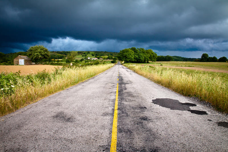 Download Straight Road Stock Images - Image: 21732284