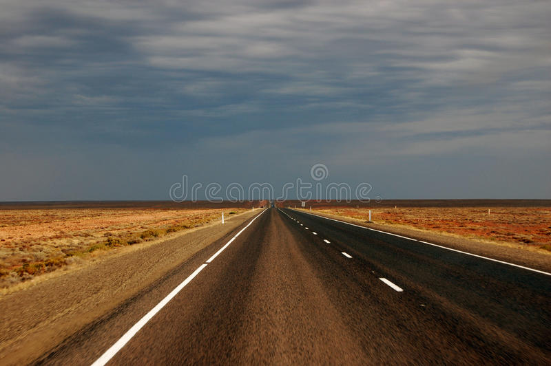 Download Straight road stock photo. Image of australia, direction - 23671354