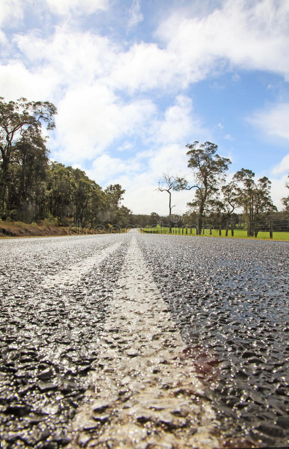 Download Straight Road Ahead stock photo. Image of outdoor, explore - 11195828