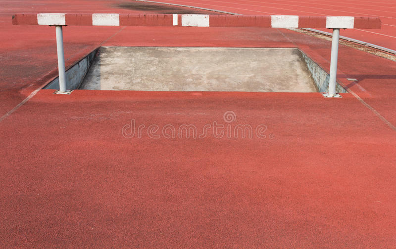 Download Straight Running Track stock image. Image of lawn, lines - 29005619
