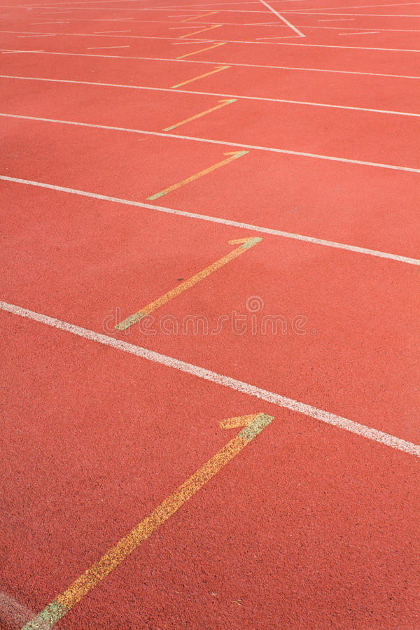Download Straight Running Track stock image. Image of lawn, participate - 29005719