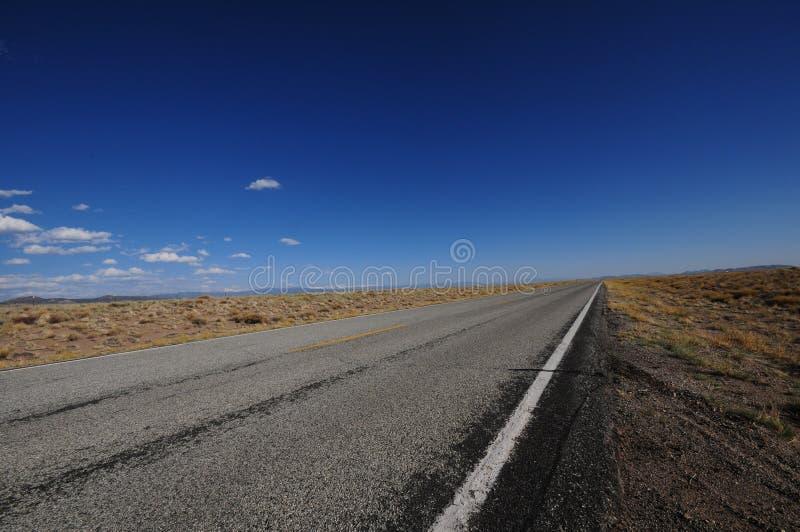 Download Straight Thru Colorado stock photo. Image of drought - 25956088