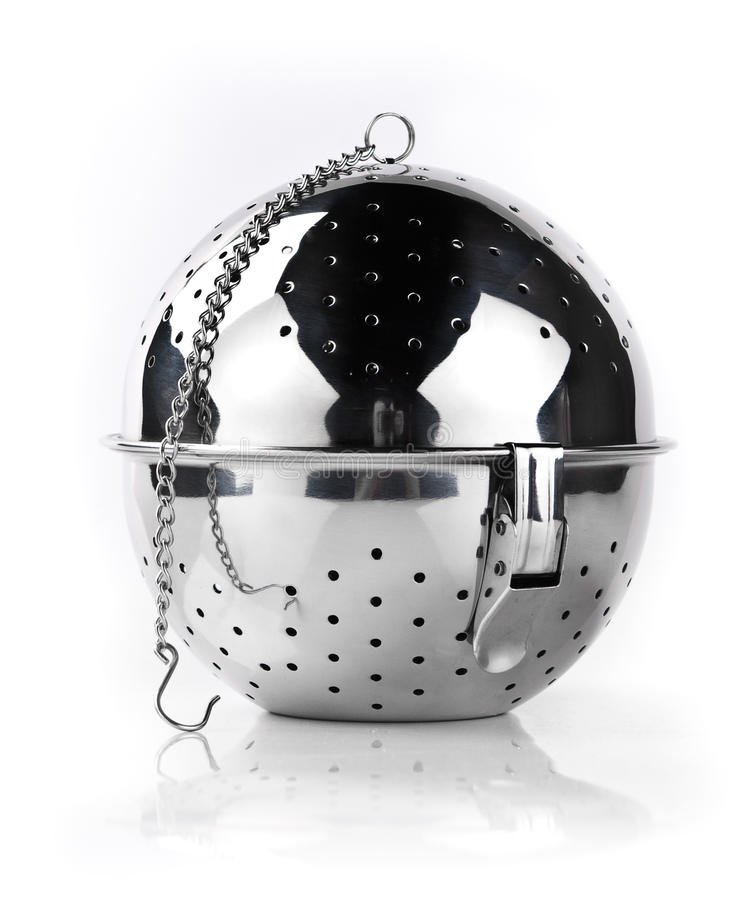Strainer stock images