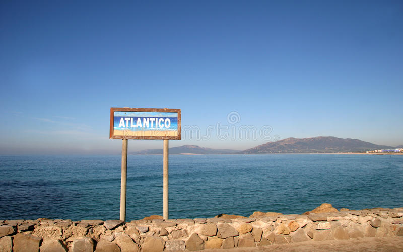 Download Strait Of Gibraltar - Tarifa, Spain Stock Photo - Image: 23067024