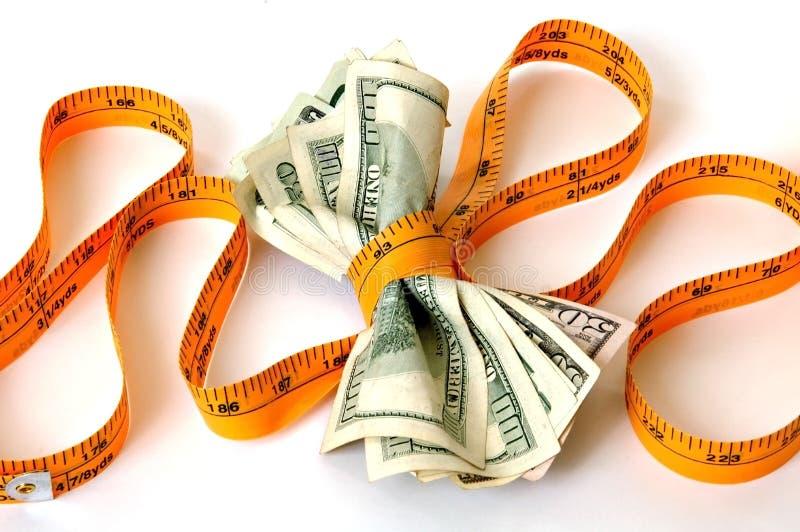 Strakke Begroting royalty-vrije stock foto