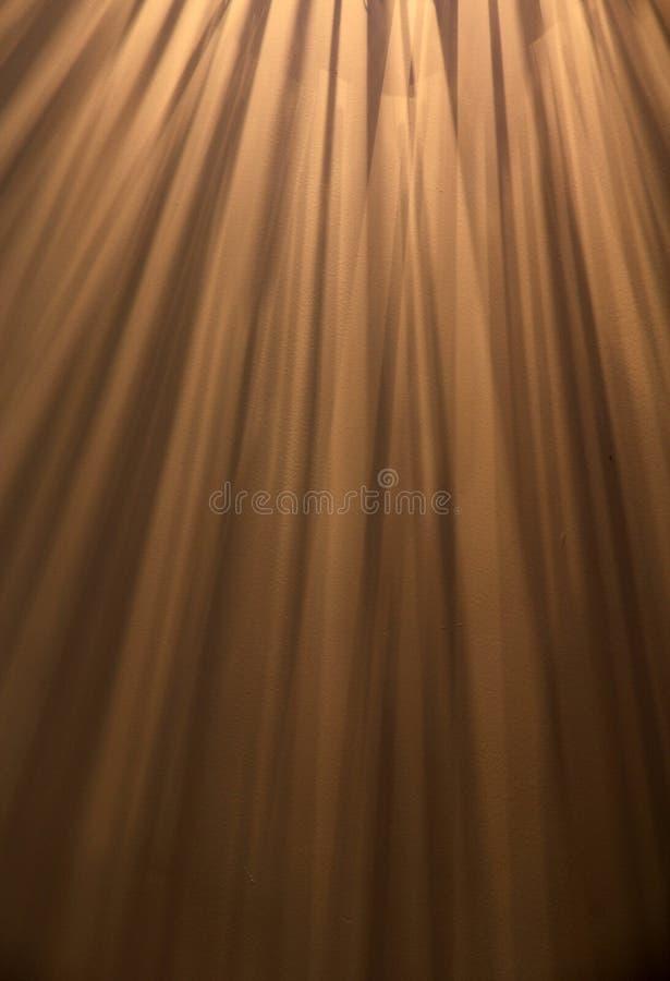 Stralen van licht stock afbeeldingen