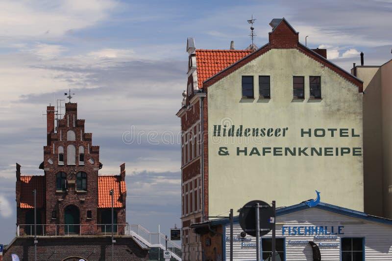 Stralsund Γερμανία στοκ φωτογραφία με δικαίωμα ελεύθερης χρήσης