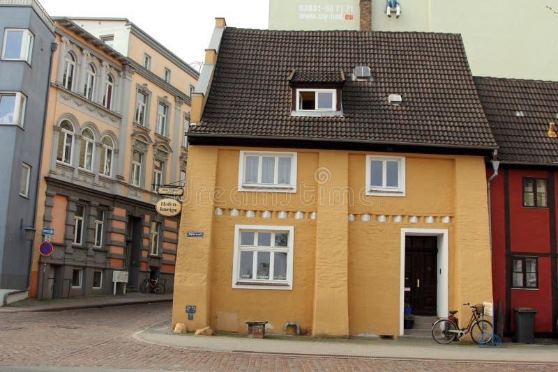 Stralsund, Γερμανία στοκ φωτογραφία με δικαίωμα ελεύθερης χρήσης
