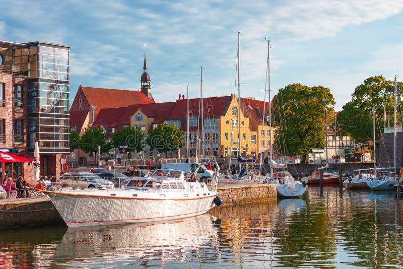 Stralsund στοκ εικόνες με δικαίωμα ελεύθερης χρήσης
