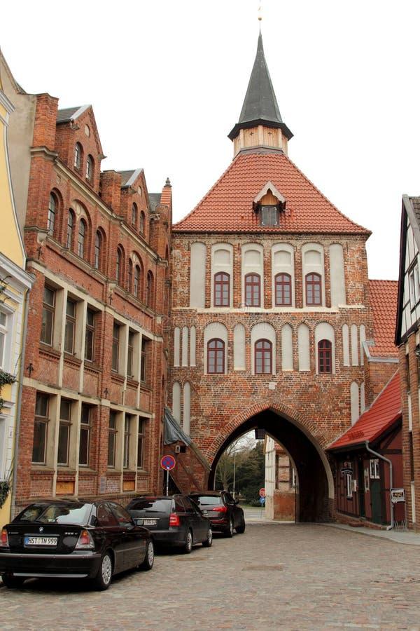 Stralsund, Alemanha foto de stock royalty free