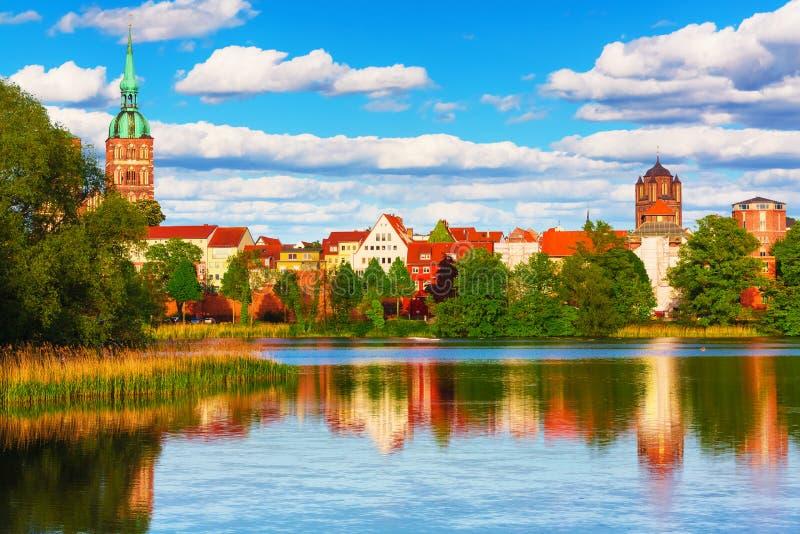 Stralsund, Germania immagine stock