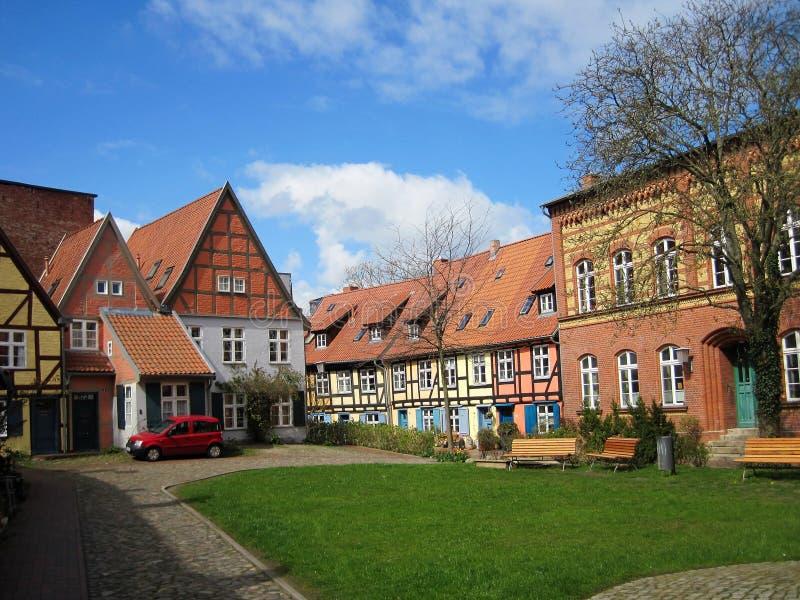 Stralsund Germanz στοκ εικόνα