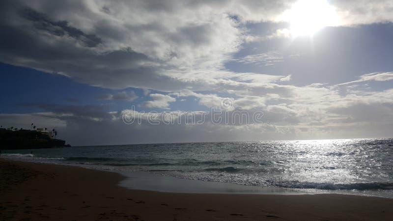 Strand royalty-vrije stock afbeeldingen