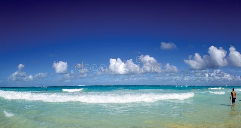 Strand stockfoto