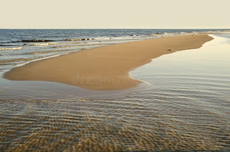 Strand lizenzfreies stockfoto