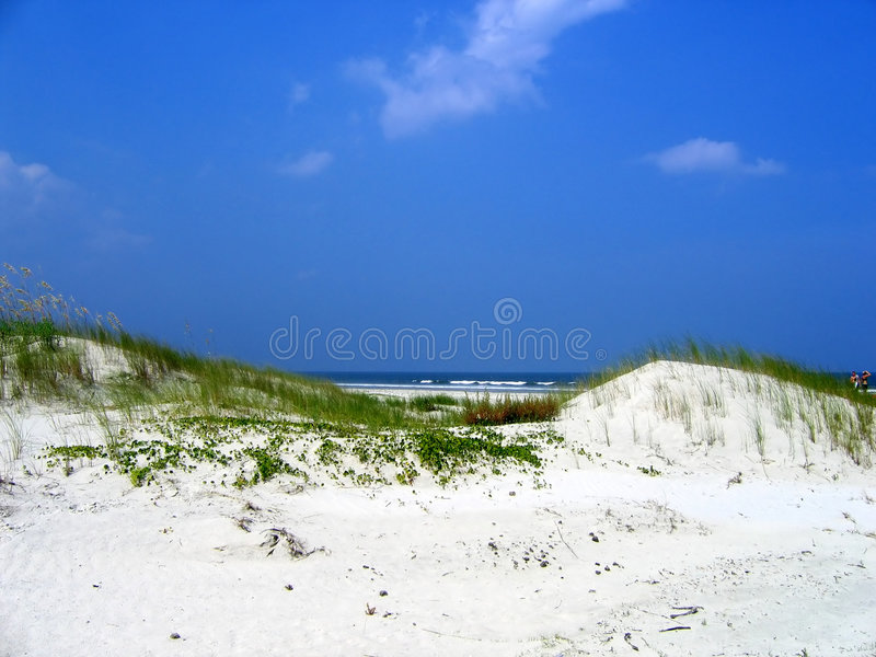 Download Strand stock foto. Afbeelding bestaande uit keerkringen - 290788