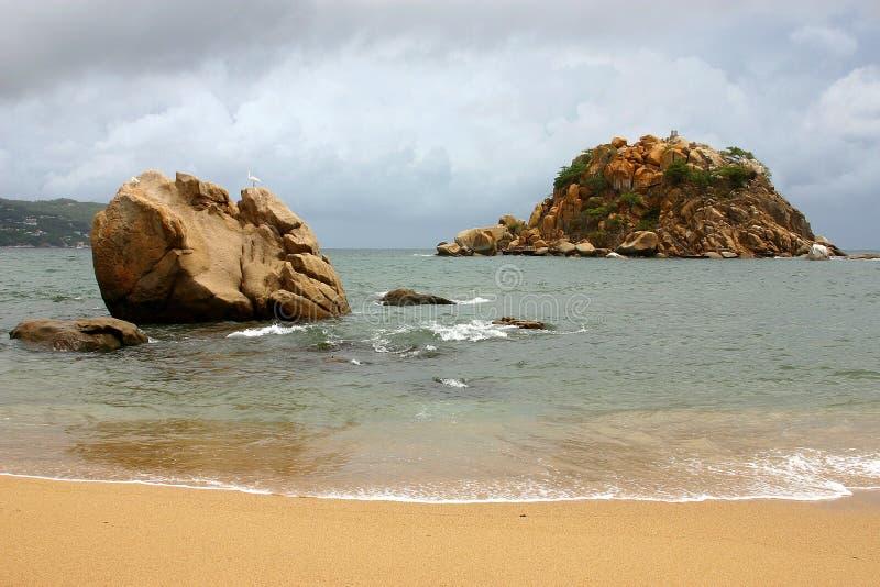 Download Strand arkivfoto. Bild av regn, mexico, natur, stillahavs - 516360