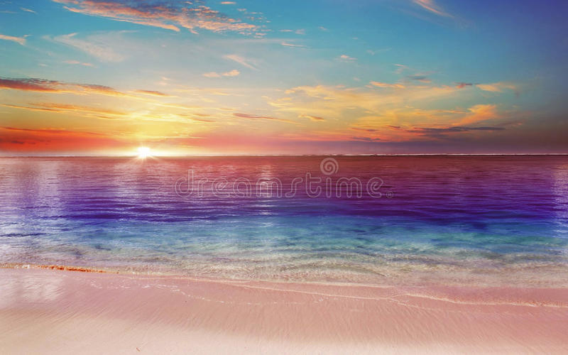 Strand stockbilder